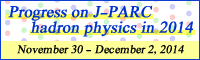 Progress on J-PARC hadron physics in 2014