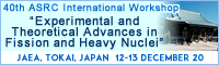 ASRC International Workshop Experimental and Theoretical Advances in Fission and Heavy Nuclei